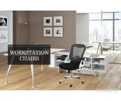 Buy the best Workstation chairs from VJ INTERIOR
