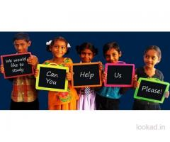 NGO Working for Child Education | Donation for Child Education