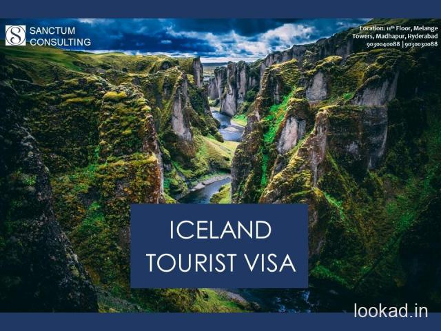 Approach Sanctum for Iceland Tourist Visa