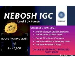 International Nebosh in Marthandam