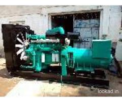 Used Marine Diesel generators sate sales in Mumbai