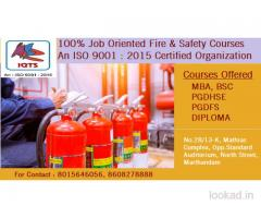 PG diploma in Fire safety Courses in Marthandam