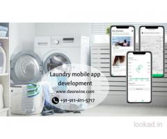 Laundry Mobile App Development