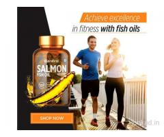 Salmon Fish Oil Capsules Helps You Lead A Healthy Life