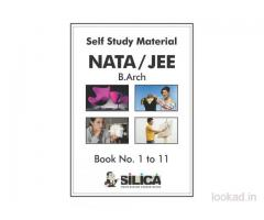 NATA Study Material 2020 | Books for NATA Preparation 2020 | SILICA