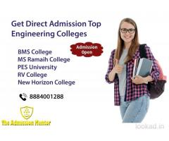 Direct Admission Top 5 Engineering Colleges in Bangalore