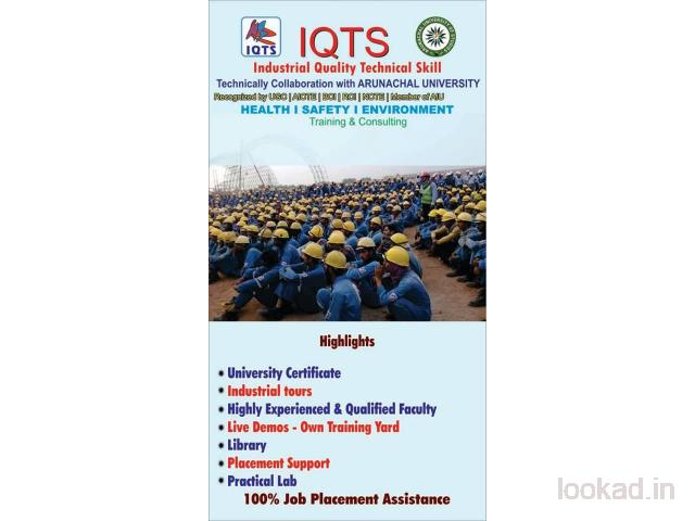 IQTS - Fire Safety & Health Safety Courses