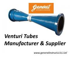 Venturi Tubes Manufacturer and Supplier - General Instruments