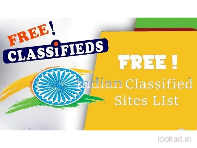 Free Ad Posting Website in India