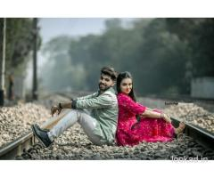 Hire the Top Pre Wedding Photographer at Budgeted Price