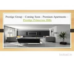 Prestige Primerose Hills Location  | Kanakapura Road | Bangalore South