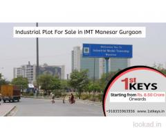 Industrial Plot IMT Manesar