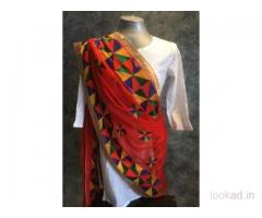 Searching for Phulkari Dupattas Hand Embroidery?