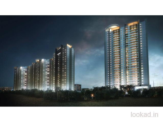 Prestige Waterford Location and Master Plan Bangalore