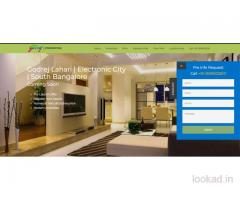 Godrej Lahari by Godrej group at Electronic City in South Bangalore