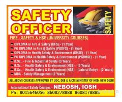 International safety courses in Marthandam