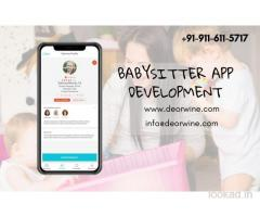 Babysitter app development