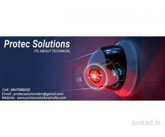 Protec Solutions  Security Camera Kannur Thaliparamba Peralassery