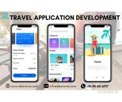 Travel Application Development