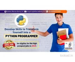 Python Training Institute in Delhi, Best Python Training Institute in Delhi