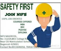 NIFS FIRE AND SAFETY INSTITUTE IN NAGERCOIL