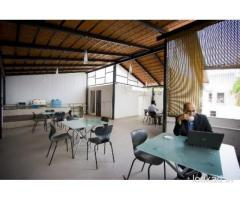 Co working full furnished office space for rent in Banashank