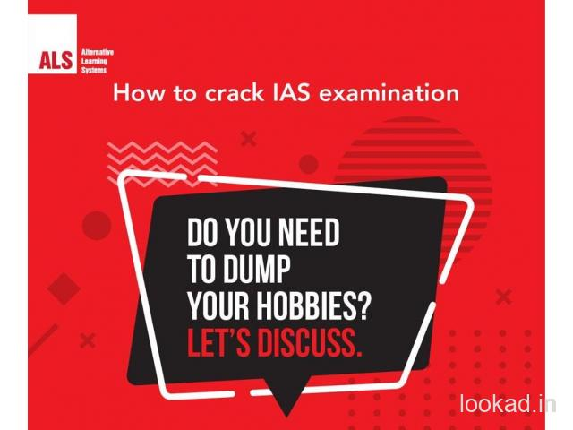 Crack UPSC Exam through best IAS online test series