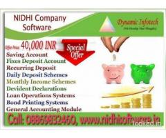NIDHI Software Development company in Bareilly 40,000/*  8869832460