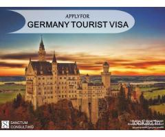 Apply for Germany tourist Visa – Call Sanctum Consulting