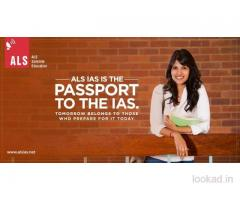 How ALS IAS Delhi helps student in preparation of UPSC exams
