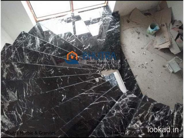 Black Granite Slab Bhutra Marble & Granite