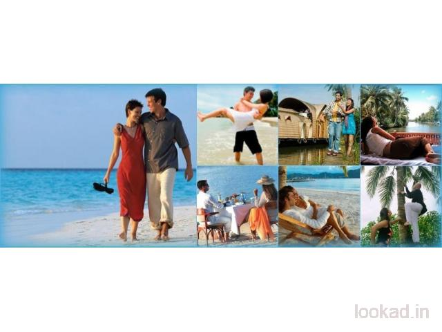 Honeymoon India Tour Packages   Book Now with Vibhaholidays