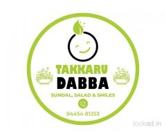 HEALTHY EVENING SNACKS @ Takkaru Dabba