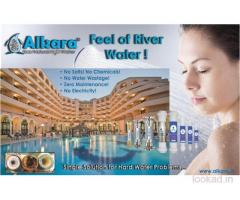 Natural Soft Water Conditioner for Hotels and Resorts
