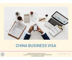 Apply for China Business Visa – Contact Sanctum Consulting