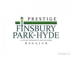 Prestige Finsbury Park Hyde and Regent Price Apartments in bagalur Road