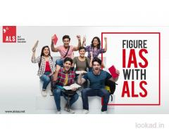 ALS - Join top UPSC coaching in Delhi for IAS preparation