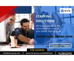 Temporary Staffing Agencies in India | Temporary Staffing in India