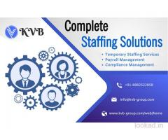 Temp Staffing Companies in India, Temporary Staffing in India
