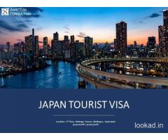Japan tourist visa approach sanctum consulting