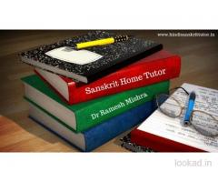 Home Tutor for Sanskrit in Delhi, Sanskrit Teachers near me
