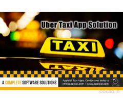 Uber Taxi App Solution