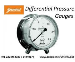 Differential Pressure Gauges Manufacturers In India