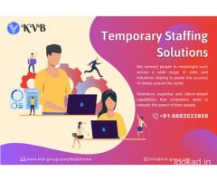 Temporary Recruitment Agency in India, Temporary Hiring Agencies