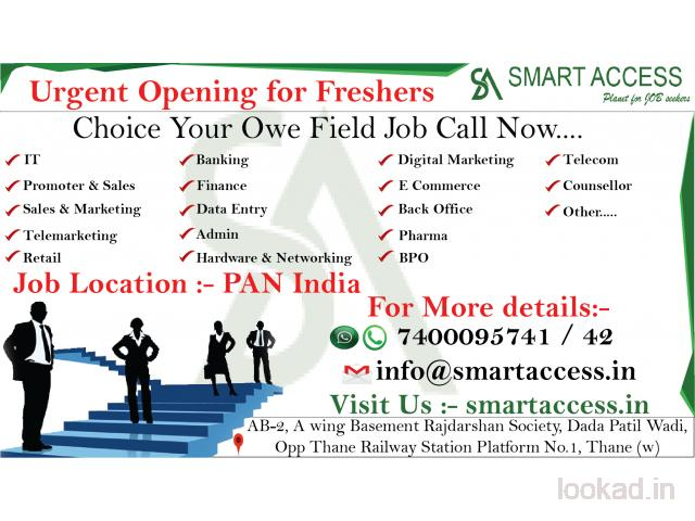 Placement Services in thane | Smart Access