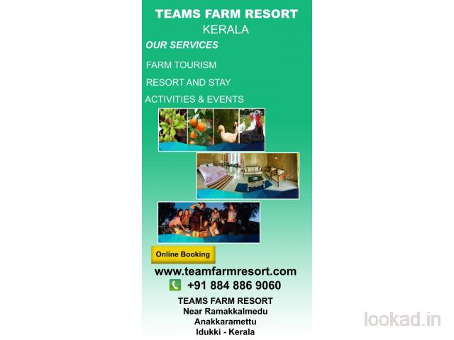 Teams Luxury  Resorts Idukki