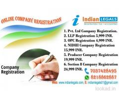 Online Nidhi Registration Company