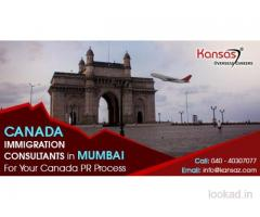 Canada Immigration Consultants in Mumbai for Your Canada PR Process