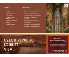 Apply for Czech Republic Tourist Visa with Sanctum Consulting