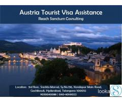 Looking for Austria Tourist Visa Assistance - Reach Sanctum Consulting